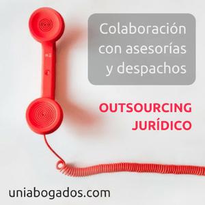 Colaboración con asesorías y despachos: outsourcing jurídico laboral