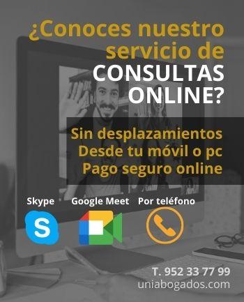 Servicio de consultas online